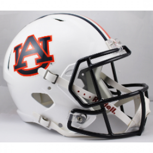 Riddell NCAA Auburn Tigers Revolution Speed Replica Full Size Helmet