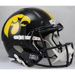 Riddell NCAA Iowa Hawkeyes Revolution Speed Replica Full Size Helmet
