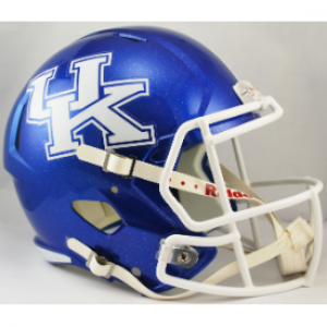 Riddell NCAA Kentucky Wildcats Revolution Speed Replica Full Size Helmet