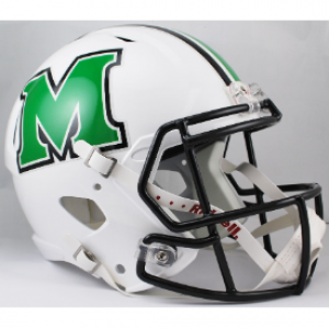 Riddell NCAA Marshall Thundering Herd Revolution Speed Replica Full Size Helmet