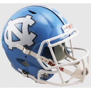 Riddell NCAA North Carolina Tar Heels Revolution Speed Replica Full Size Helmet