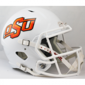 Riddell NCAA Oklahoma St Cowboys Revolution Speed Replica Full Size Helmet