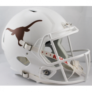 Riddell NCAA Texas Longhorns Revolution Speed Replica Full Size Helmet