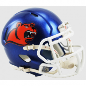Riddell NCAA Coast Guard Bears Speed Mini Football Helmet