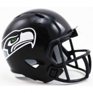 Riddell NFL Seattle Seahawks Revolution Speed Pocket Size Helmet