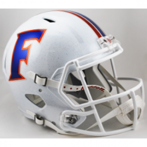 Florida Gators 2015 White Replica Revolution Speed Full Size Helmet