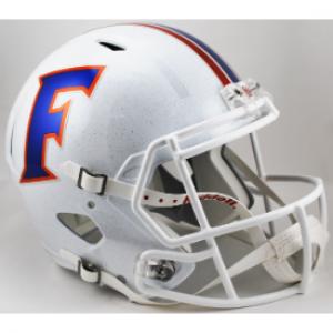 Florida Gators 2015 White Replica Revolution Speed Full Size Helmet