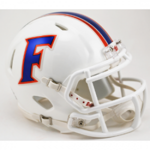 Florida Gators 2015 White Revolution Speed Mini Helmet