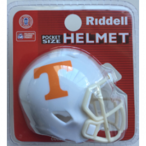 Riddell NCAA Tennessee Volunteers Revolution Speed Pocket Size Helmet