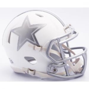 Riddell NFL Dallas Cowboys Ice Revolution Speed Mini Helmet