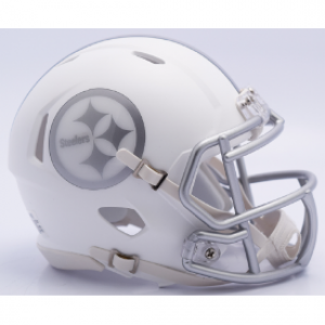 Riddell NFL Pittsburgh Steelers Ice Revolution Speed Mini Helmet