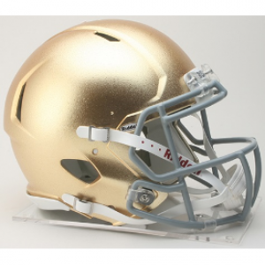 Notre Dame Irish HydroSkin Authentic Revolution Speed Full Size Helmet
