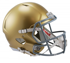 Riddell NCAA Notre Dame Fighting Irish Revolution Speed Replica Full Size Helmet