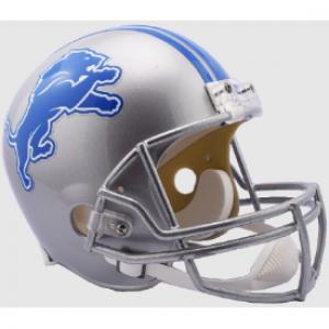 Riddell NFL Detroit Lions 2017 VSR4 Replica Full Size Helmet