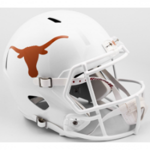 Riddell NCAA Texas Longhorns 2017 Replica Speed Full Size Football Helmet