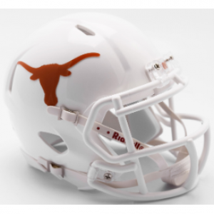 Riddell NCAA Texas Longhorns 2017 Speed Mini Football Helmet