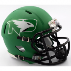 Riddell NCAA North Dakota Fighting Sioux 2017 Matte Green Revolution Speed Mini Helmet