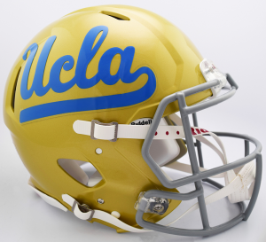 Riddell NCAA UCLA Bruins 2017 Authentic Speed Full Size Football Helmet