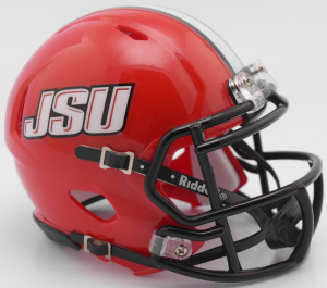 Riddell NCAA Jacksonville St Gamecocks Speed Mini Football Helmet