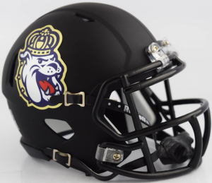 Riddell James Madison Dukes 2018 Speed Mini Helmet
