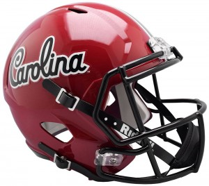 Riddell Mississippi (Ole Miss) Rebels 2018 White Replica Speed Full Size Helmet