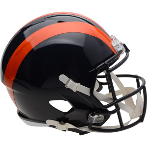 Chicago Bears 100th Anniversary Riddell Full Size Replica Speed Helmet