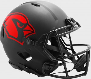 Arizona Cardinals 2020 Eclipse Riddell Full Size Authentic Speed Helmet