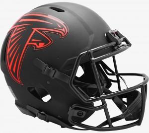 Atlanta Falcons 2020 Eclipse Riddell Full Size Authentic Speed Helmet