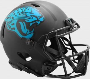 Jacksonville Jaguars 2020 Eclipse Riddell Full Size Authentic Speed Helmet