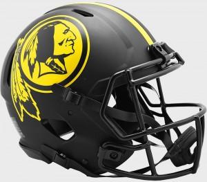 Washington Redskins 2020 Eclipse Riddell Full Size Authentic Speed Helmet