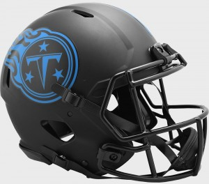 Tennessee Titans 2020 Eclipse Riddell Full Size Authentic Speed Helmet