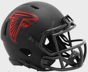 Atlanta Falcons 2020 Eclipse Riddell Mini Speed Helmet