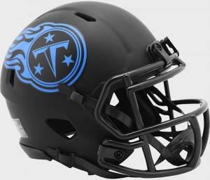 Tennessee Titans 2020 Eclipse Riddell Mini Speed Helmet
