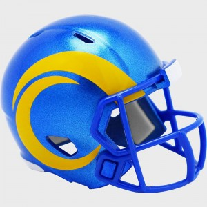 Los Angeles Rams New 2020 Riddell Pocket Pro Speed Helmet