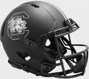 South Carolina Gamecocks 2020 Eclipse Riddell Full Size Authentic Speed Helmet