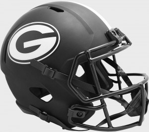 Georgia Bulldogs 2020 Eclipse Riddell Full Size Replica Speed Helmet