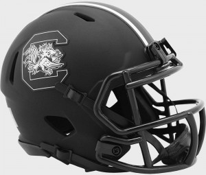 South Carolina Gamecocks 2020 Eclipse Riddell Mini Speed Helmet