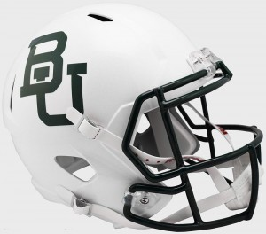 Riddell NCAA Baylor Bears Revolution Speed Replica Full Size Helmet