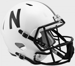 Riddell NCAA Nebraska Cornhuskers Revolution Speed Replica Full Size Helmet