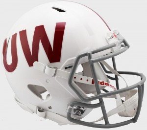 Wisconsin Badgers Authentic Revolution Speed Full Size Helmet