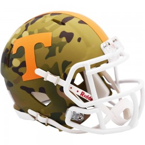Tennessee Volunteers 2020 Camo Riddell Mini Speed Helmet