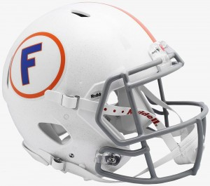 Florida Gators Authentic Revolution Speed Full Size Helmet