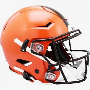 Cleveland Browns Riddell Full Size Authentic SpeedFlex Helmet
