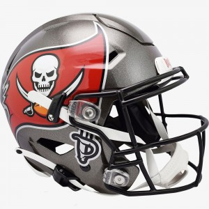 Tampa Bay Buccaneers 2020 Riddell Full Size Authentic SpeedFlex Helmet