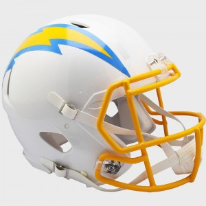 San Diego Chargers Authentic Revolution Speed Full Size Helmet