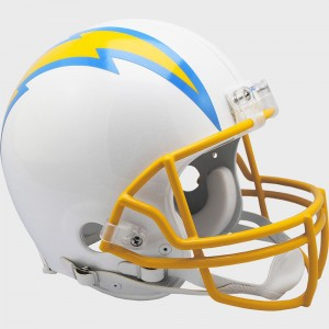 San Diego Chargers Authentic Proline Full Size Helmet