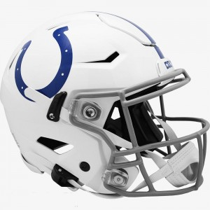 Indianapolis Colts Riddell Full Size Authentic SpeedFlex Helmet