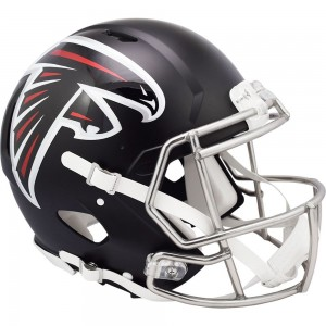 Atlanta Falcons 2020 Riddell Full Size Authentic Speed Helmet