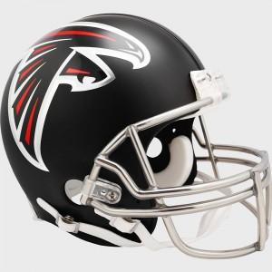 Atlanta Falcons 2020 Riddell Full Size Authentic Vsr4 Helmet