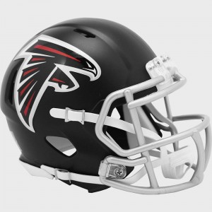 Atlanta Falcons 2020 Riddell Mini Speed Helmet